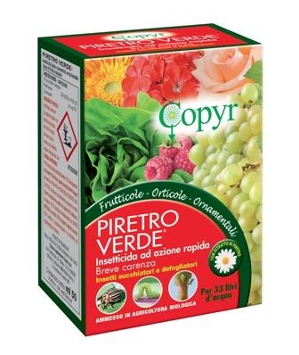Insetticidi concentrati piretro verde copyr giardinaggio - Cimice del pomodoro ...